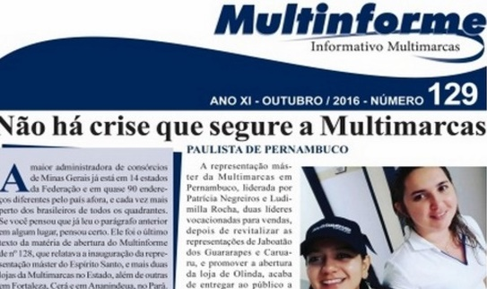 Multinforme nº 129