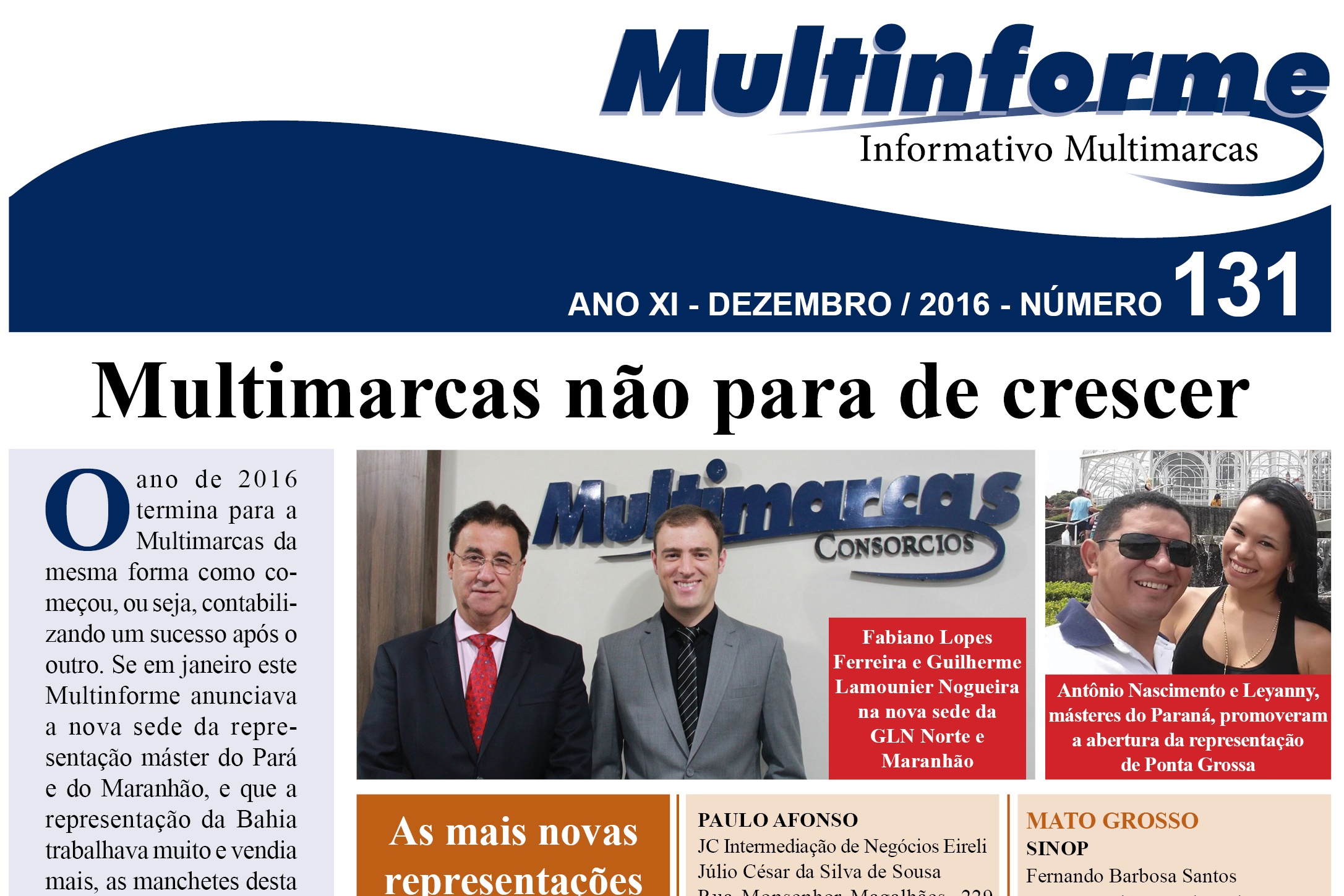 Multinforme nº 131