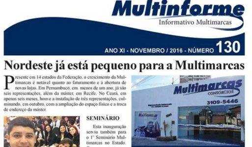 Multinforme nº 130