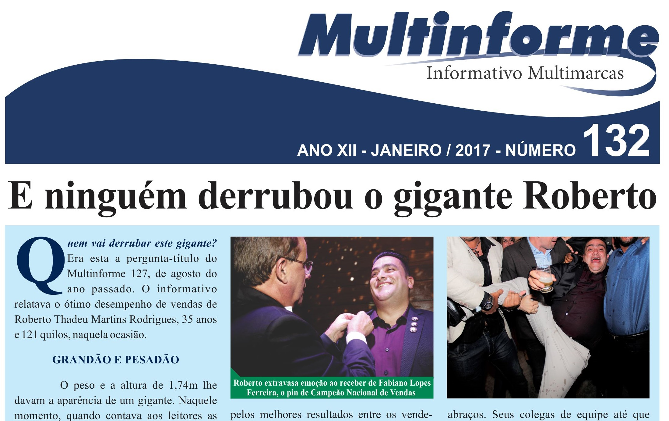 Multinforme nº 132