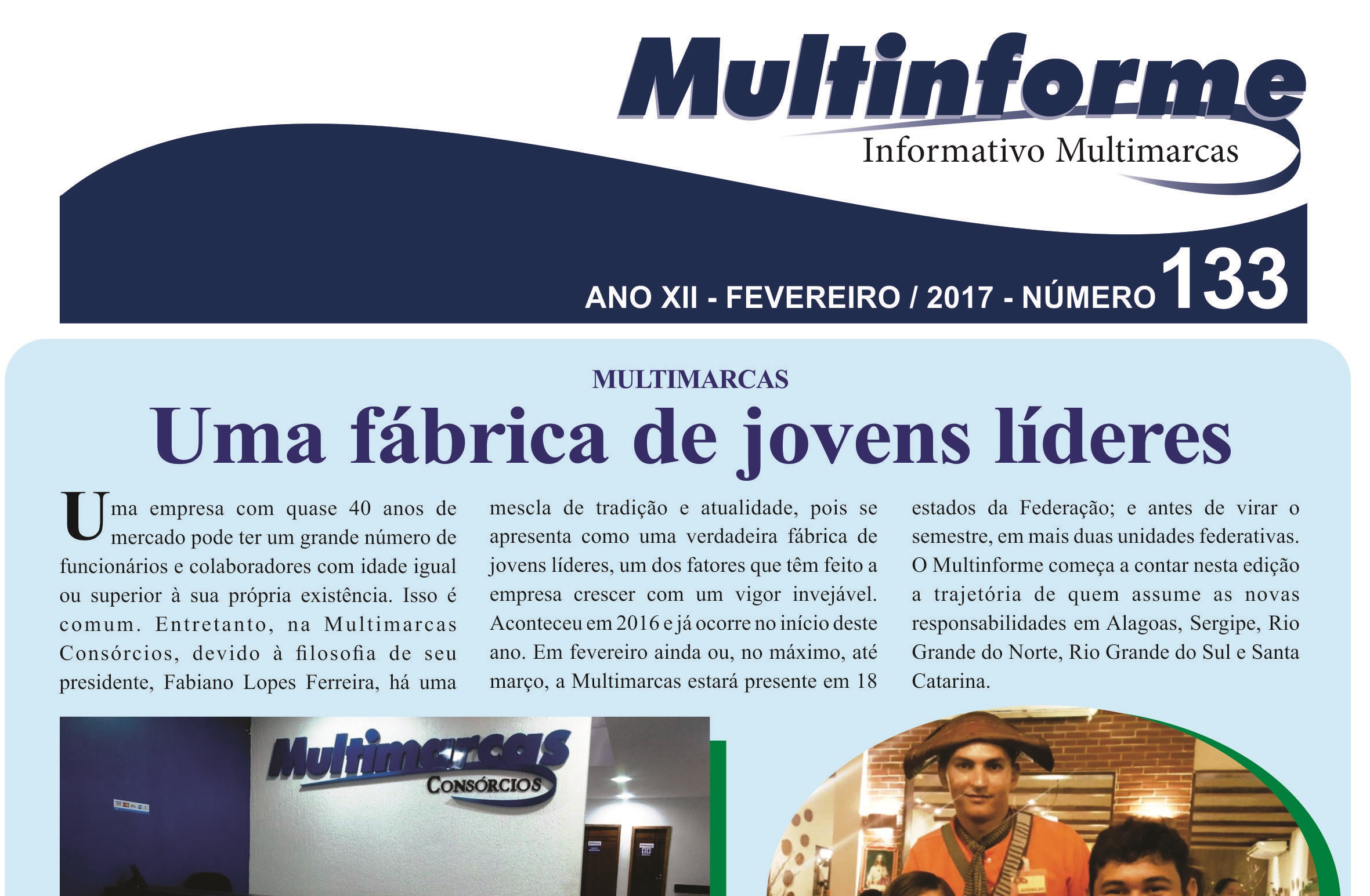 Multinforme nº 133