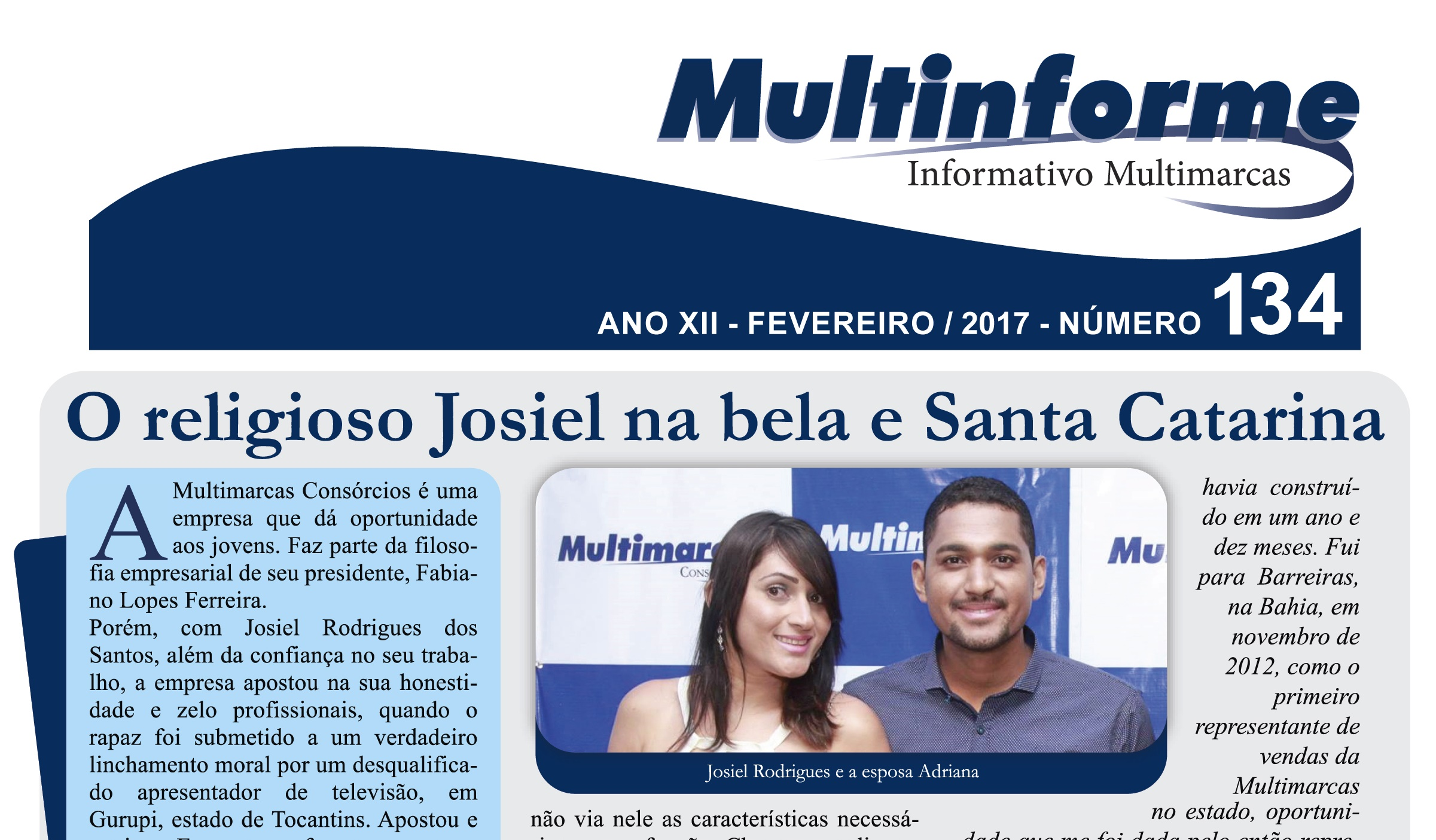 Multinforme nº 134